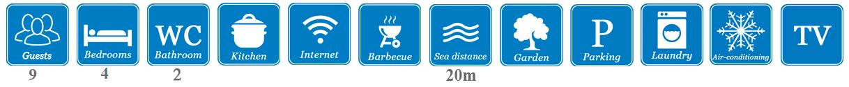 icone ville sul mare